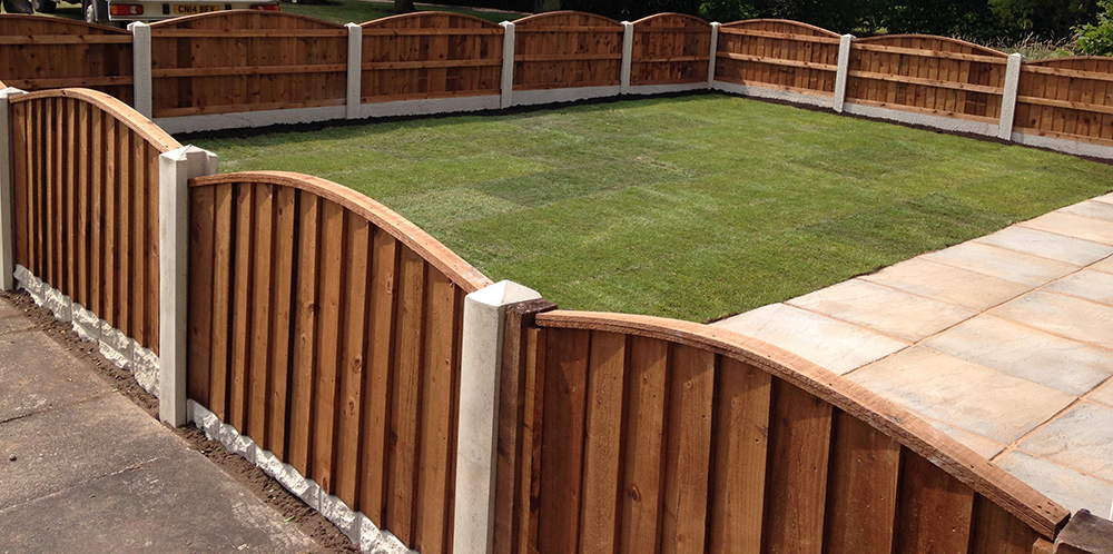 Domestic & Commercial Fencing from Malfords